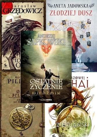 Top 8 polskich serii fantasy - ukończone