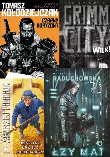 Top 6 nieukończonych polskich serii fantasy